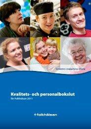 Personalbokslut 2011.pdf - Folkhälsan