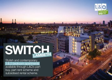 LAMBEth - London & Quadrant Group