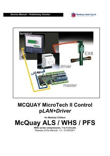 Control panel microtech ii c plus mcquay microtech ii service manual mcquay swarovskicordoba Image collections