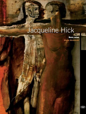 Jacqueline Hick - Wakefield Press