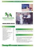 Deepalaya Annual Report 2007-2008 - Page 2