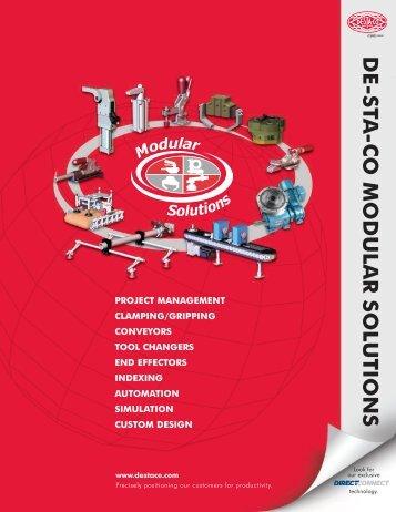 Modular Solutions Brochure - Pneumatic Technology, Inc