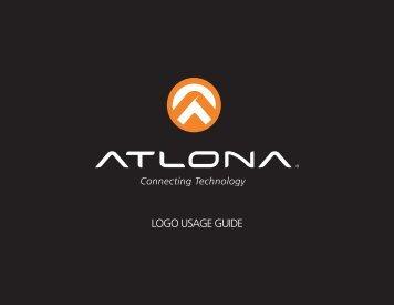 LOGO USAGE GUIDE - Atlona