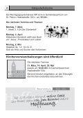 Gemeindebrief für März bis Mai 2011 - St. Petrus – Hamburg-Heimfeld - Page 6
