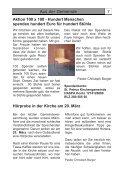 Gemeindebrief für März bis Mai 2011 - St. Petrus – Hamburg-Heimfeld - Page 7