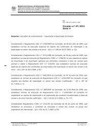 Circular n.º 47/2011, Série II - Portal das Finanças