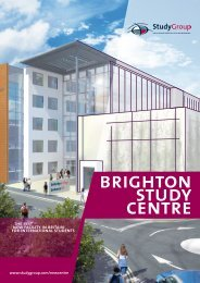 brighton study centre the best new facility in britain for ... - STS