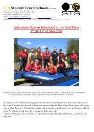 STS Student Travel Schools Austria