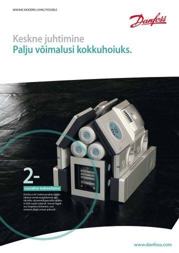 Danfoss Link - Keskne juhtimine