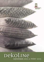 Dekoration Herbst-Winter 2011 - Stuchlik GmbH