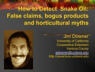 How to detect snake oil: False claims, bogus products and ...