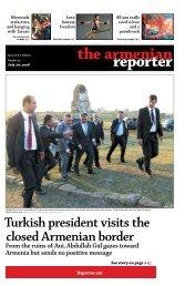 responses - Armenian Reporter
