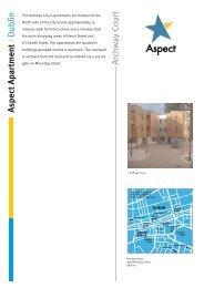 Aspect Apartment > Dublin Archw ay Court - STS