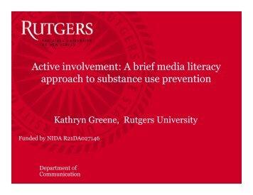Active Involvement