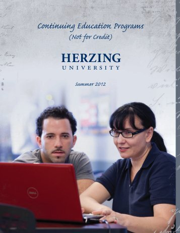 MasterLink Training - Herzing University