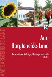 Amt Bargteheide-Land - Inixmedia