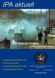 DDR - International Police Association