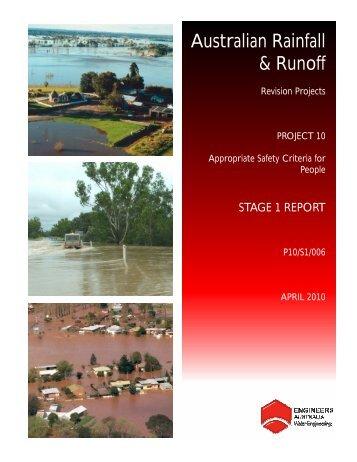 Australian Rainfall & Runoff - TUFLOW