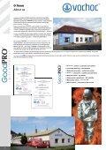 Ochranné prostředky proti tepelným rizikům - VOCHOC - Page 2