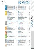 Ochranné prostředky proti tepelným rizikům - VOCHOC - Page 3