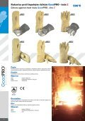 Ochranné prostředky proti tepelným rizikům - VOCHOC - Page 4