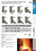 Ochranné prostředky proti tepelným rizikům - VOCHOC - Page 7