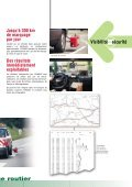 le diagnostic du marquage routier - Le CETE de l'Est - Page 3