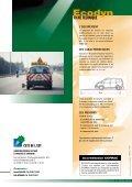 le diagnostic du marquage routier - Le CETE de l'Est - Page 4