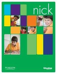 Nick - Pearson