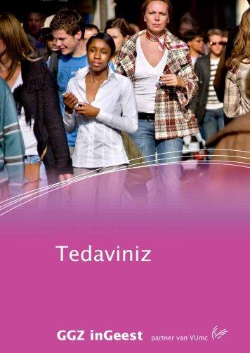 Tedaviniz - GGZ inGeest