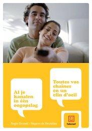 Brussel - Klantenservice - Telenet