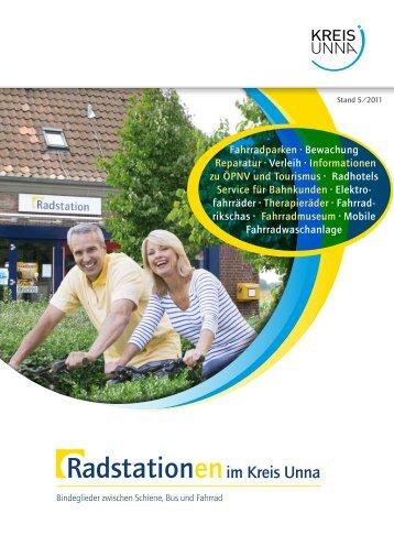Radstationen - Kreis Unna
