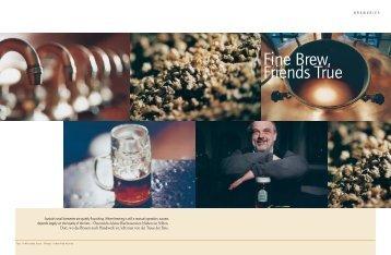 Fine Brew, Friends True