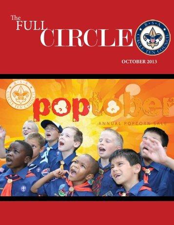 October 2013 newsletter - Circle Ten Council