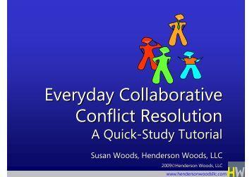 dale carnegie conflict resolution pdf