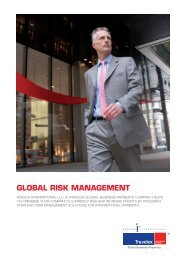 global risk management - Travelex Global Business Payments is ...