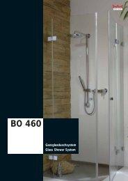 BO 460 - GLASMA SERVICE