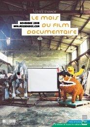 CÔTES D'ARMOR - Le Mois du Film Documentaire