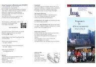 Programm Wintersemester 2012/13 - Kath. Hochschulgemeinde ...