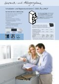 Schubladen- und Registraturschränke - Seite 3