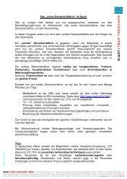 das echte Dienstverhältnis im Sport - Siart und Team Treuhand GmbH