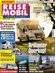 Reisemobil International März 2013