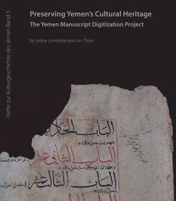 SchmidtkeThiele_Yemen_Manuscripts_v-www