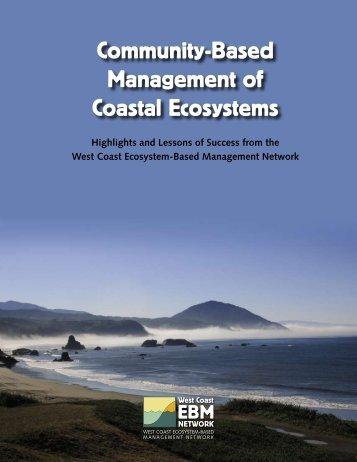 Community-Based Management of Coastal Ecosystems