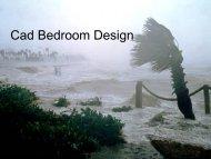 Cad Bedroom Design