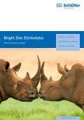 Bright Zinc Electrolytes - Schloetter.de - Page 2