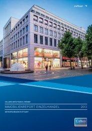 54 Immobilienreport Einzelhandel - Immobilienverlag Stuttgart