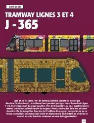 tRAMwAy Lignes 3 et 4 - Montpellier Agglomération