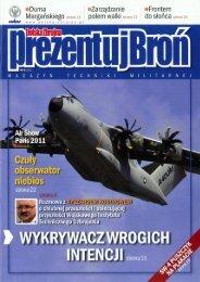 Polska Zbrojna - Prezentuj Broń NR 4/2011 - TELDAT
