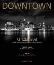 CITIZEN BOB - Downtown Magazine